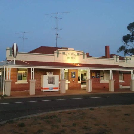 Watchem Hotel - Accommodation NT