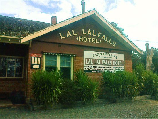 Lal Lal Falls Hotel - Accommodation NT