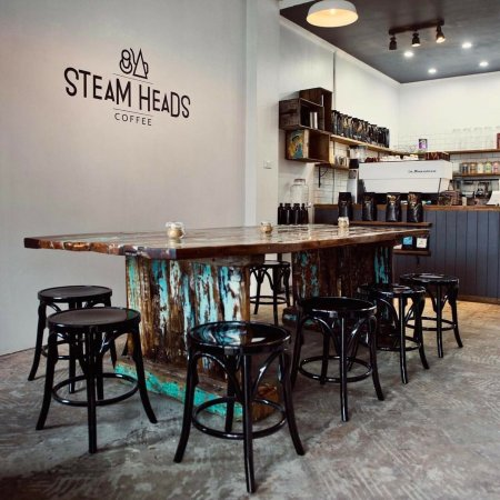 Steam Heads Coffee - Accommodation NT