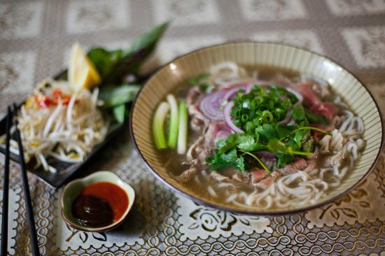 Anam Vietnamese Restaurant Bathurst - Accommodation NT