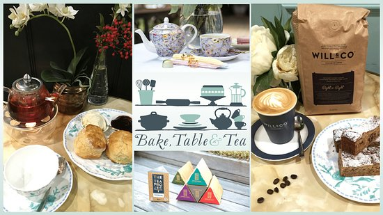 Bake Table  Tea - Accommodation NT