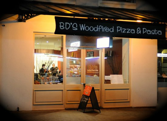 BD's Woodfired Pizza and Pasta - Accommodation NT