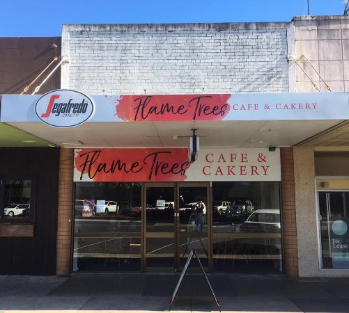Flame Trees Cafe  Cakery - Accommodation NT