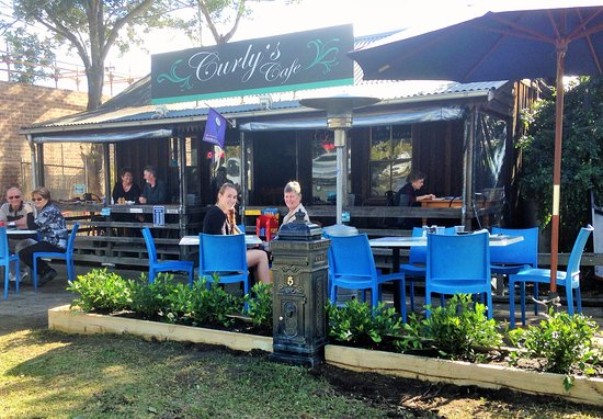 Curly's Cafe - Accommodation NT