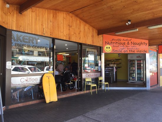 Evans Head Bakery - Accommodation NT