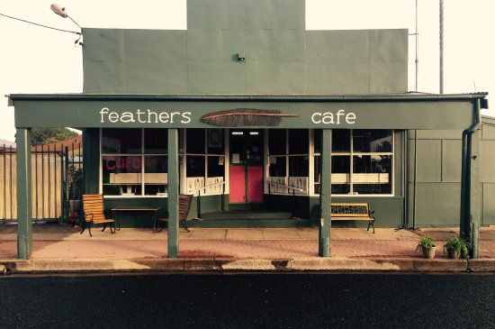 feathers cafe - Accommodation NT