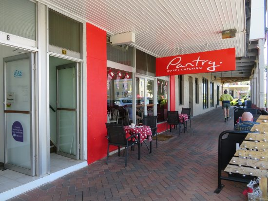 Pantry Cafe  Catering - Accommodation NT