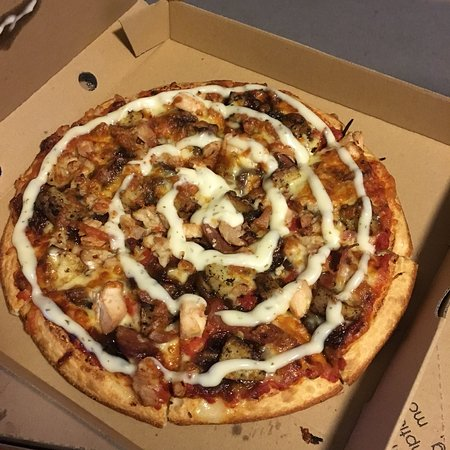 Riptide Pizza - Accommodation NT