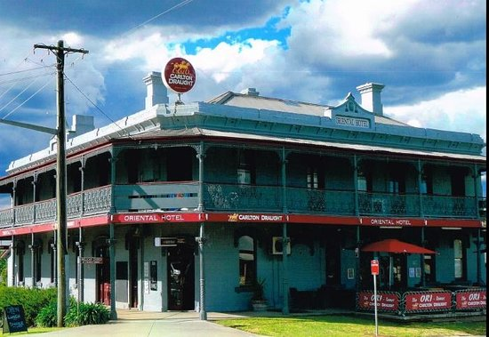 The Oriental Hotel Tumut - Accommodation NT