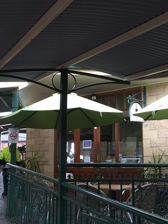 The Terrace Cafe - Accommodation NT