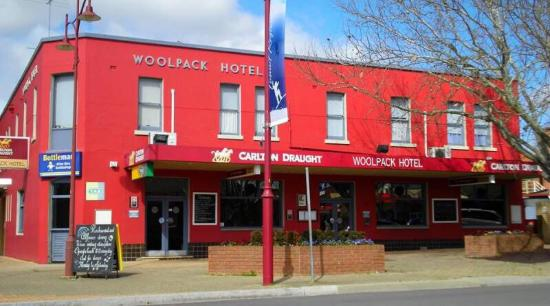 Woolpack Hotel Tumut - Accommodation NT