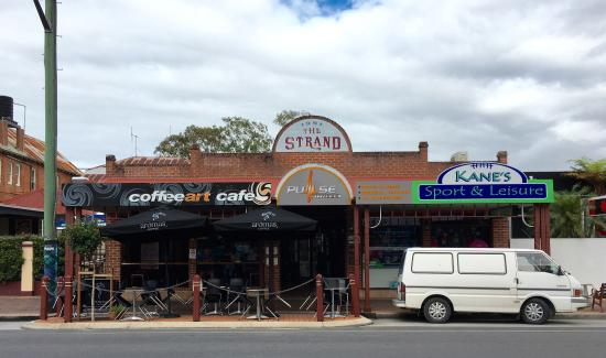 Coffeeart Cafe - Accommodation NT