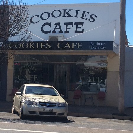 Cookies Cafe - Accommodation NT