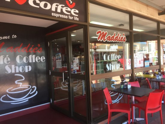 Maddie's Cafe Coffee Shop - Accommodation NT