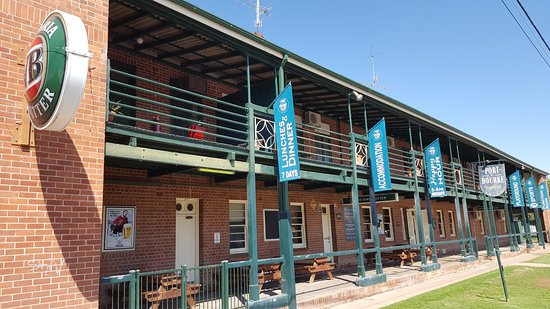 Port of Bourke Hotel - Accommodation NT