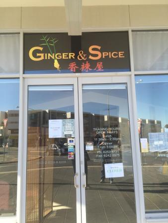 Ginger and Spice - Accommodation NT