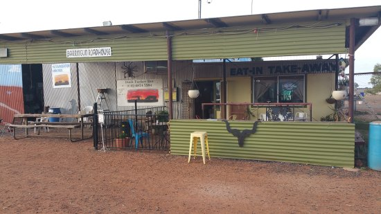 Bush Tucker Inn Roadhouse - Accommodation NT