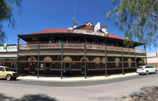 Ariah Park Hotel Dining  Bar - Accommodation NT