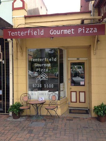 Tenterfield Gourmet Pizza - Accommodation NT