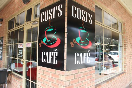 Cosis Cafe - Accommodation NT