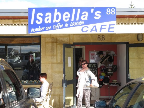 Isabella's Cottage Cafe