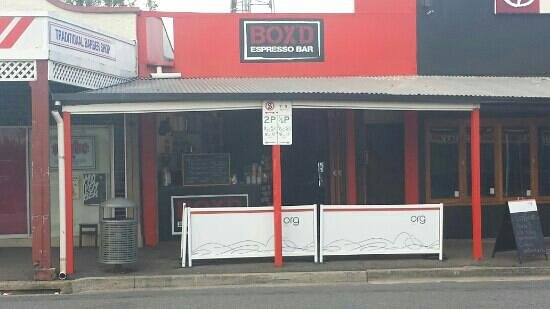 Box'd Espresso Bar - Accommodation NT