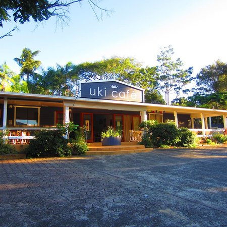 Uki Cafe - Accommodation NT
