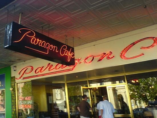 Paragon Cafe - Accommodation NT
