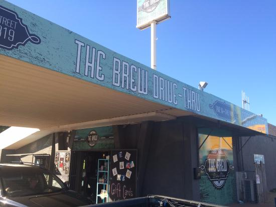 The Brew Drive Thru - Accommodation NT