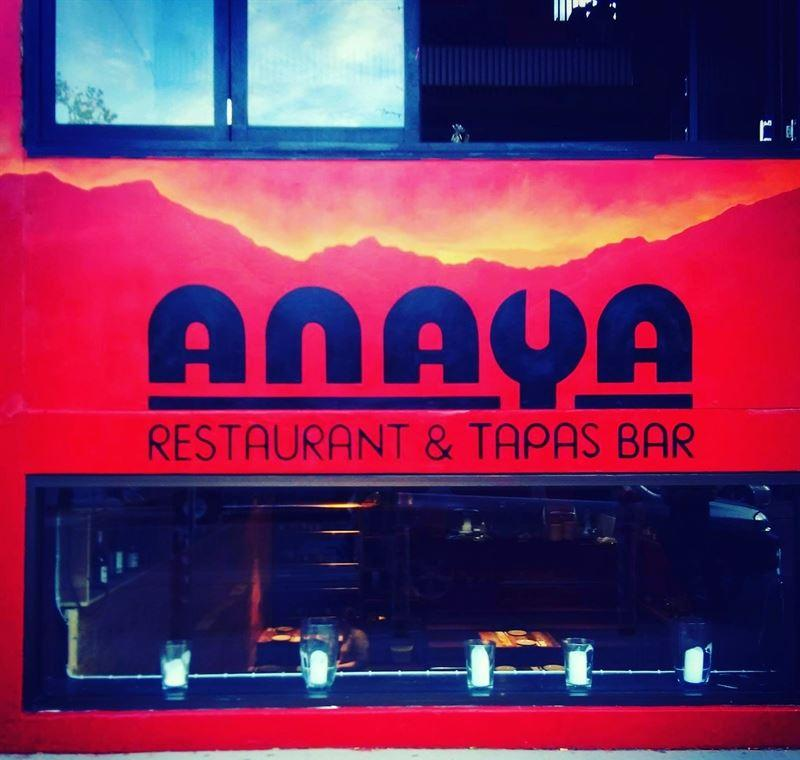 Anaya Restaurant and Tapas Bar