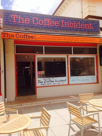 The Coffee Incident - Accommodation NT