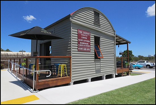 The Depot Espresso Bar - Accommodation NT