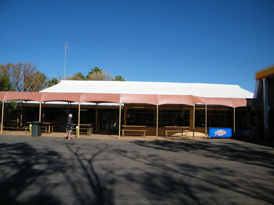 Erldunda Roadhouse - Accommodation NT