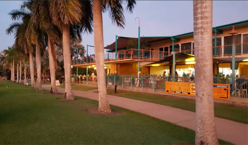 La Beach Fish  Chips - Accommodation NT