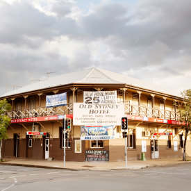 Old Sydney Hotel - Accommodation NT