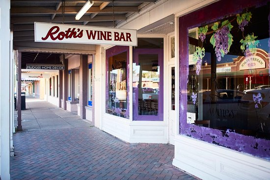 Roth Wine Bar - Accommodation NT