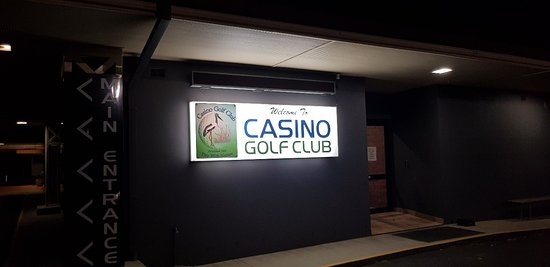 Casino Golf Club - Accommodation NT