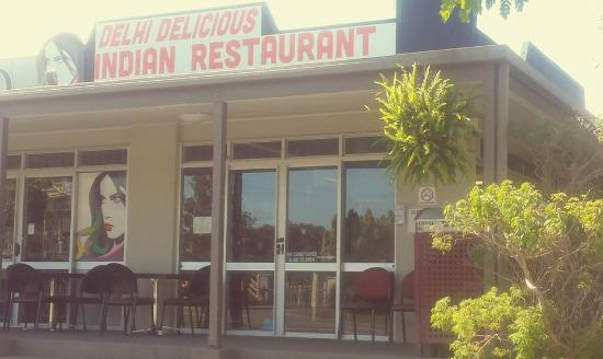 Delhi Delicious Indian Restaurant - Accommodation NT