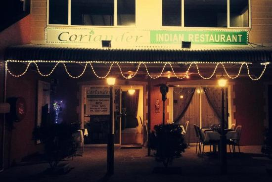 Coriander Indian Restaurant - Accommodation NT