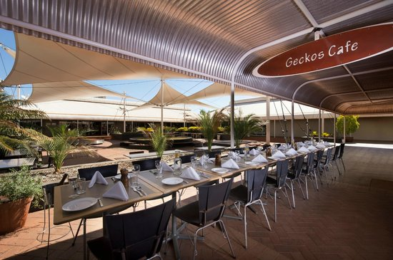 Gecko's Cafe - Accommodation NT
