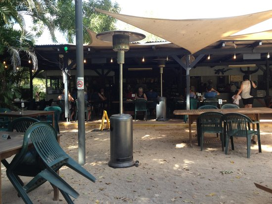 Territory Manor Mataranka - Accommodation NT