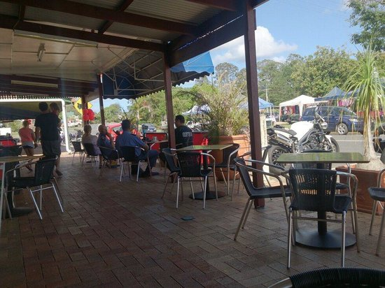 The Rattler Cafe - Accommodation NT