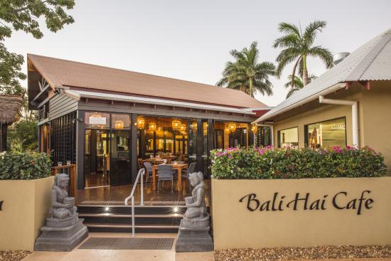 Bali Hai Cafe and Restaurant - Accommodation NT