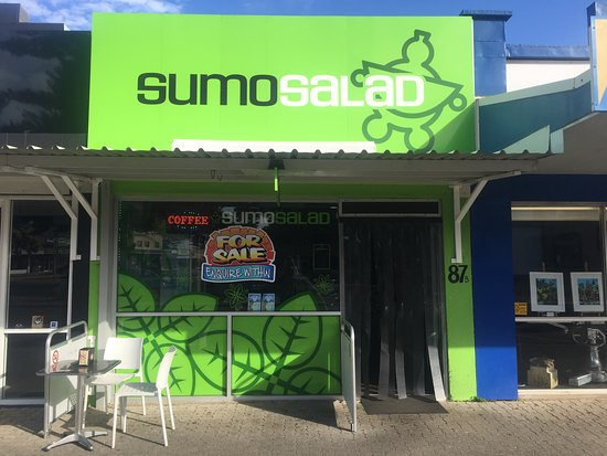 Sumo Salad - Accommodation NT