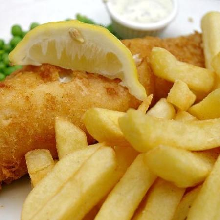 Go Fish  Chips - Accommodation NT
