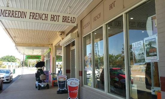 Merredin French Hot Bread Shop - Accommodation NT