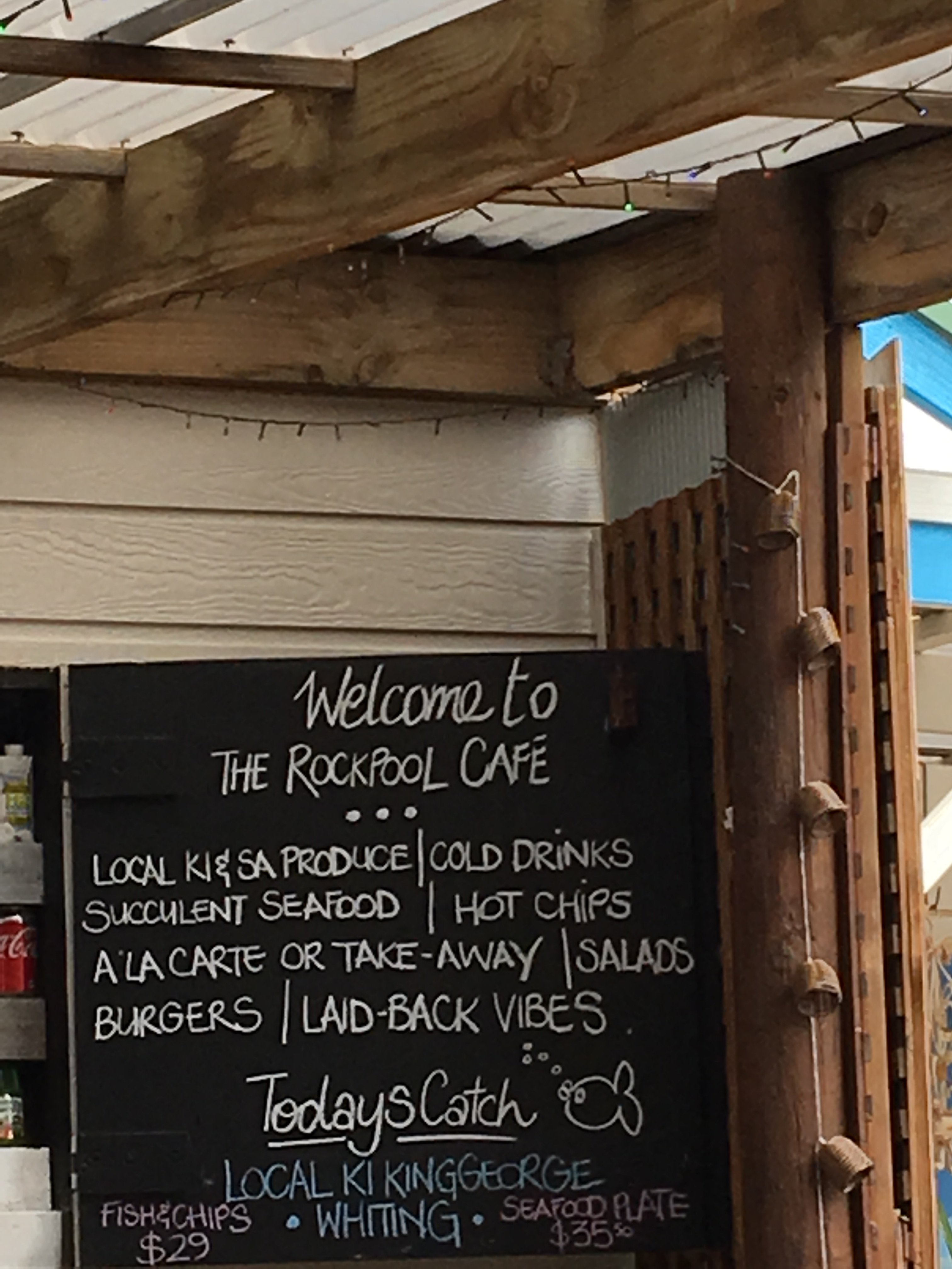 The Rockpool Cafe