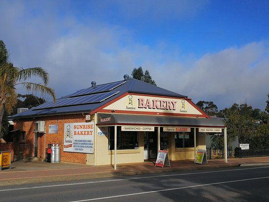 Sunrise Bakery - Accommodation NT