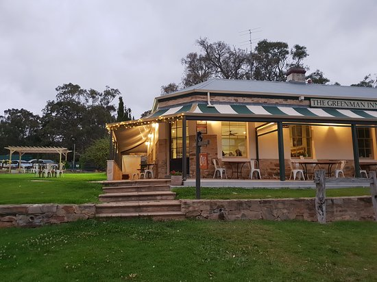 The Greenman Inn - Accommodation NT