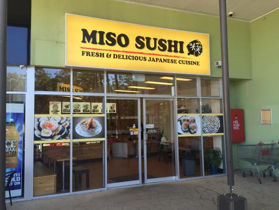 Miso Sushi - Accommodation NT